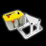 Aerospace Components Battery Mount